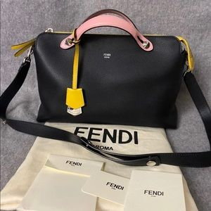 Fendi By The Way Bag *AUTHENTICATED*